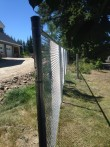 Residential Chain-Link Fencing by Good Neighbour Fence